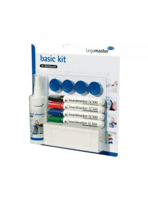 Legamaster Accessoireset voor Whiteboards Basic