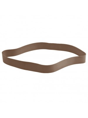 Pillow RUBBER BAND Brown Grey (Los)