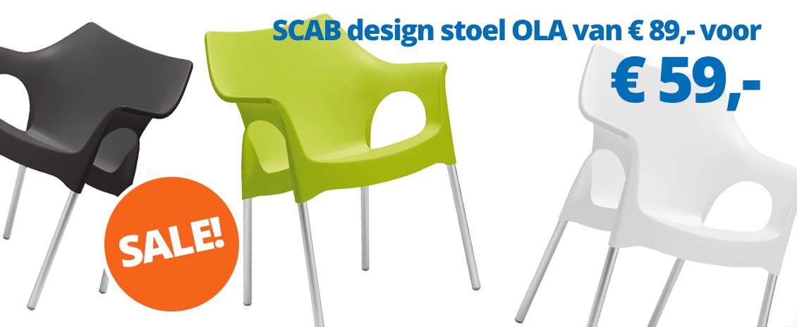 Scab OLA stoel