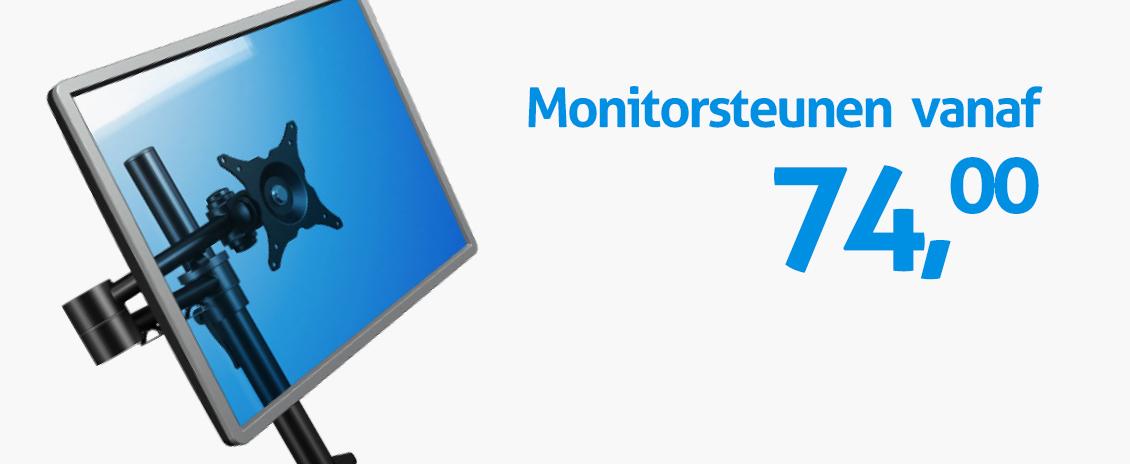 Monitorsteunen